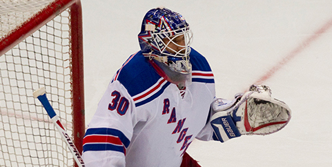 Top 12 NHL Goalies of 2013-14